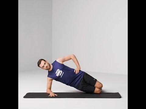home workout r�ckentraining seitst�tz