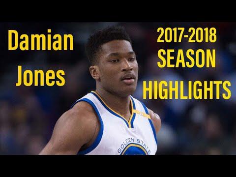 Damian Jones 2017-2018 Season Highlights
