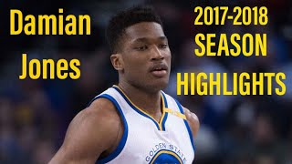 Damian Jones 2017-2018 Season Highlights