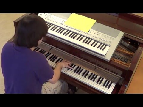 100 EDM Pop Songs NONSTOP on piano & keyboard synth   DJ FLO