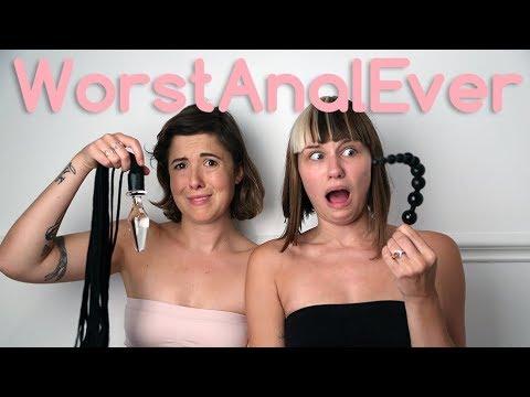 WORST Anal Ever! - Worst Curious