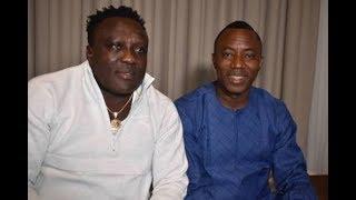 Fuji Stars Saheed Osupa, Remi Aluko Endorse Sowore For Presidency