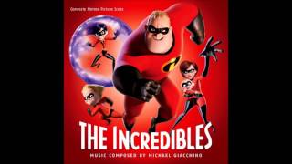 Michael Giacchino - The Underminer