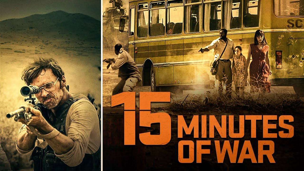 15 Minutes Of War Uk Trailer 2019 Olga Kurylenko Alban Lenoir