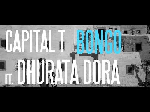 KARAOKE PIANO : Capital T ft. Dhurata Dora - Bongo ( LYRICS )