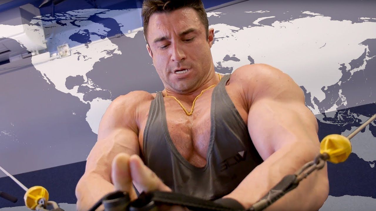 Ultimate Chest Workout For Men
