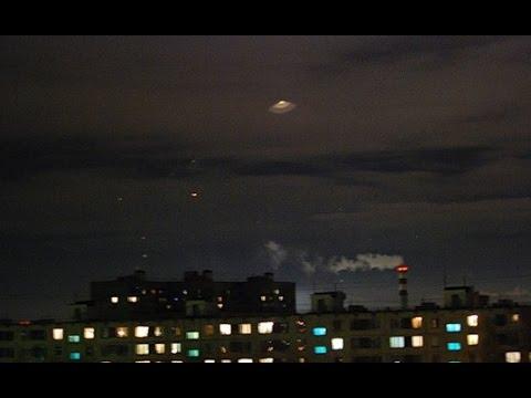 НЛО над Волгоградом ☄ UFO In Volgograd