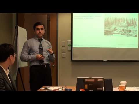 Presentation: oil industry history in Azerbaijan