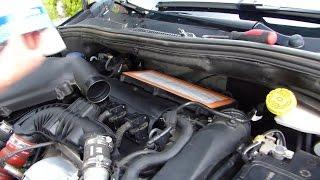 Comment changer le filtre à air sur moteur 1.6 THP Peugeot, Citroën, DS, Mini...