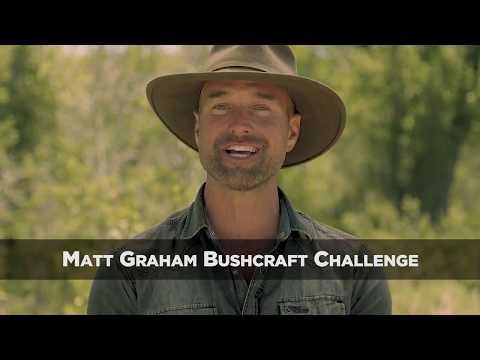 """Bushcraft Build Off"" - Challenge - Atlatl - Matt Graham, New show!"