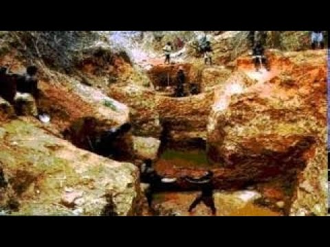 Michael Tellinger: Ancient Gold Mines of South Africa