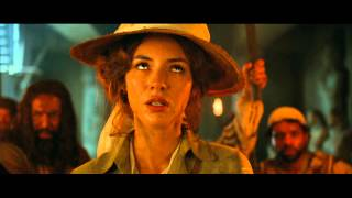 The Extraordinary Adventures of Adele Blanc - Trailer