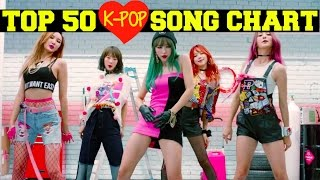 [TOP 50] K-POP SONGS CHART - JANUARY 2016 [WEEK 3]