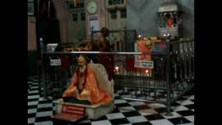 Narayan Maharaj, Kedgaon Bet, Daily Aarti of 7.00pm