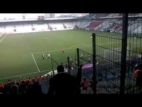 Cracovia vs Lechia Gdańsk 04.04.2015 ''Pożegnanie'' piłkarzy cracovii