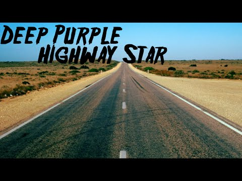 Deep Purple - Highway Star (Remastered edition) Lyrics (HQ/HD)