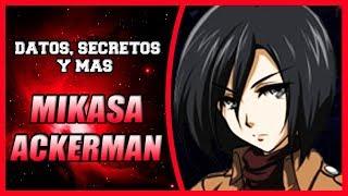 La Impactante Historia de Mikasa Ackerman | Shingeki no Kyojin Season 3