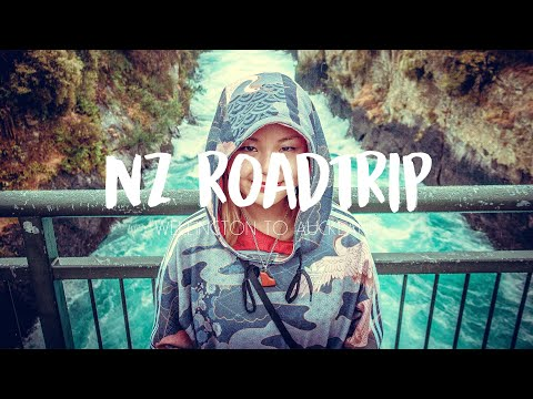 Road Trip From WELLINGTON to AUCKLAND