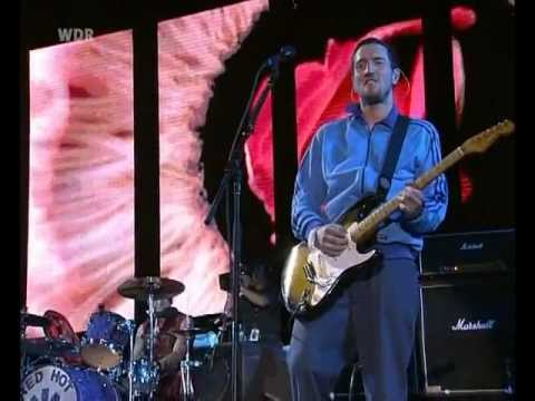 Red Hot Chili Peppers  Live at Rock am Ring Rockpalast 2004