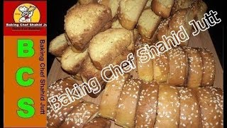 CakeRusk Candy Pape (Baking Chef Shahid Jutt )