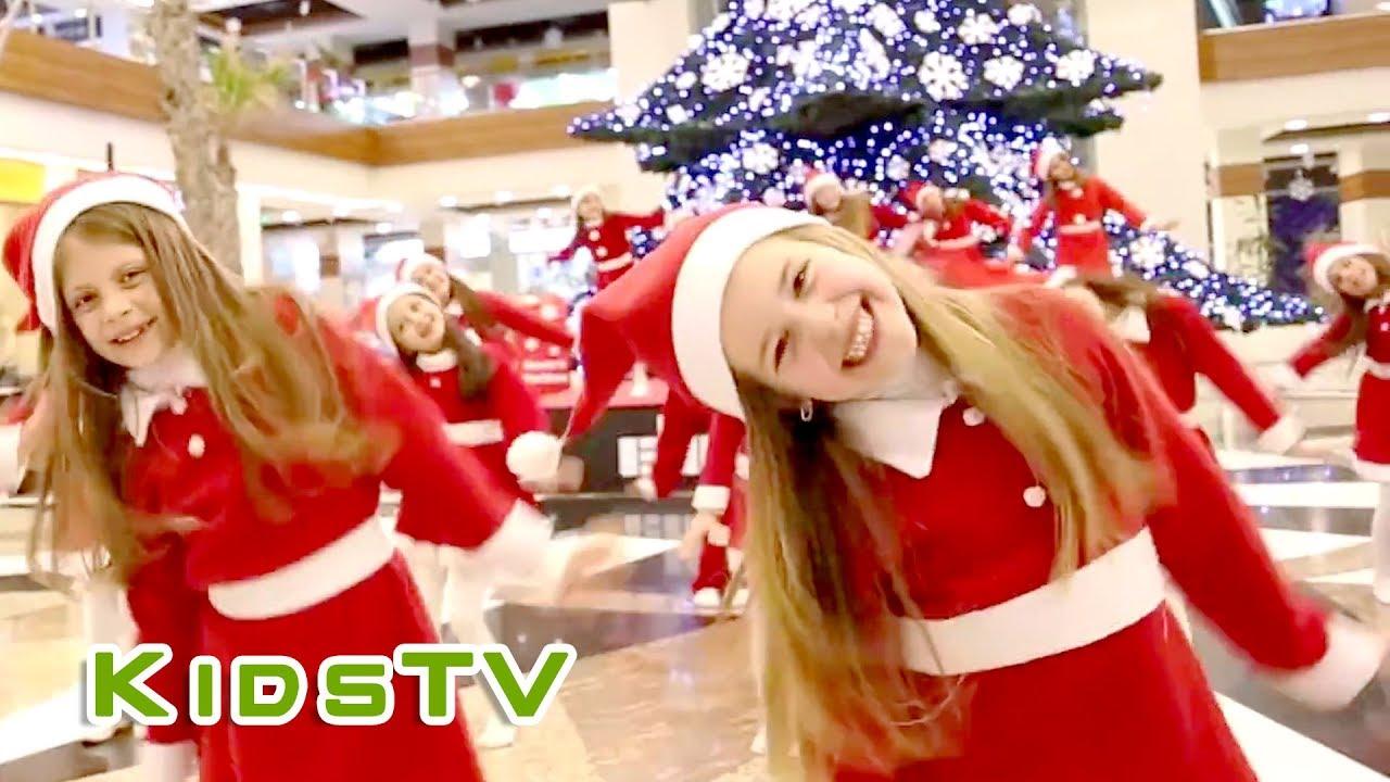 Jingle Bells Merry Christmas ❤ Liên Khúc Nhạc Giáng Sinh Năm Mới Remix Vui Nhộn Sôi Động – KidsTV