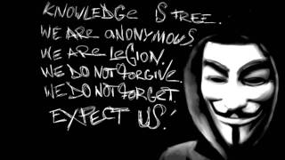 Anonymous Rap - Hackers (Rap song)