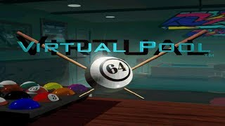 Virtual Pool 64 | NINTENDO 64 | HD