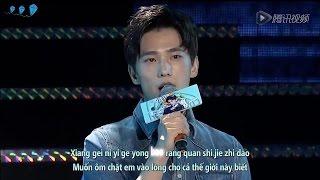 [Vietsub] [LIVE] Vy Vy cười rất đẹp xinh - Dương Dương (OST Yêu em từ cái nhìn đầu tiên)