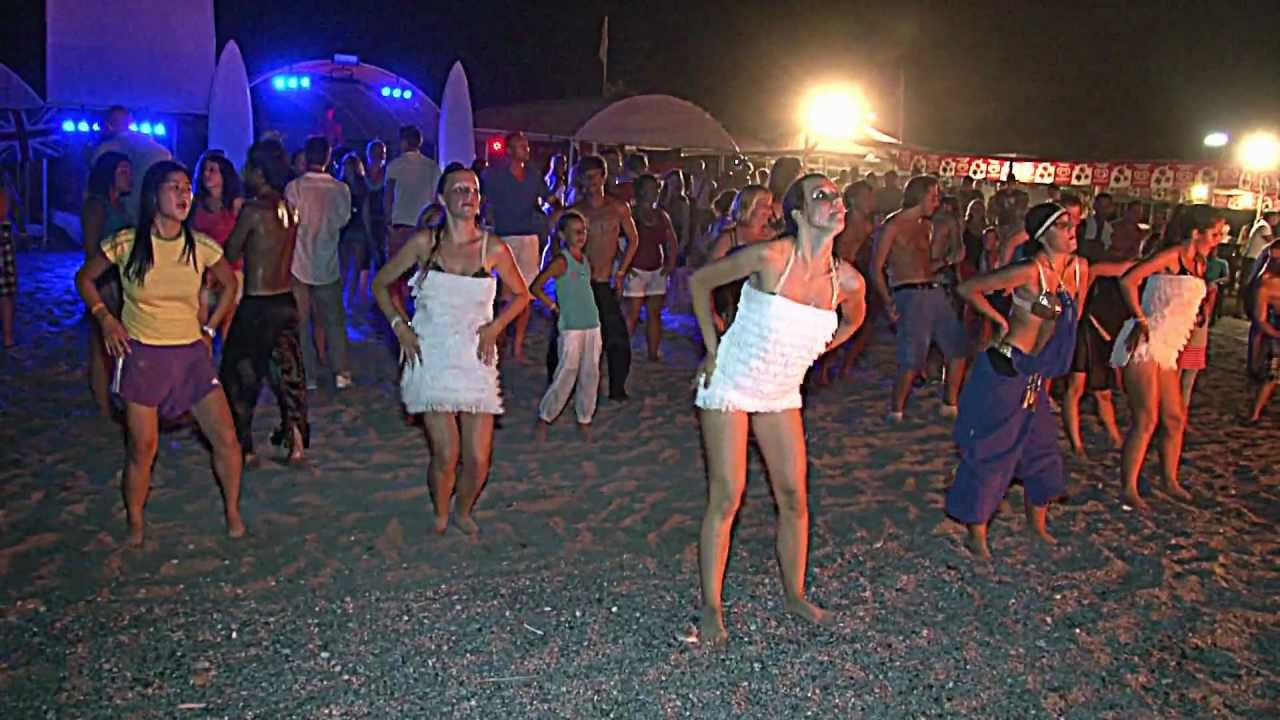 Club Paradiso, Alanya Antalya Turkey - Youtube-5912