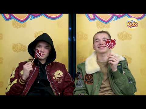 Marcus & Martinus Q&A – Filtr Kids - 22 November 2017