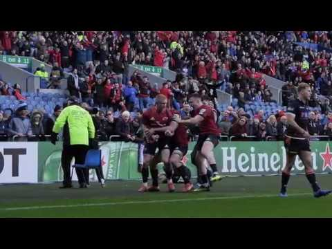 Munster's Road To The Champions Cup Semi-Final