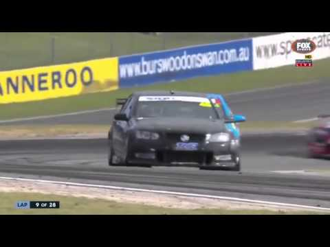 2015 Dunlop Series - Round 2: Perth - Race 1
