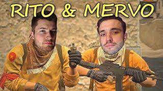 RITO & MERVO bronią ZAKŁADNIKA :D!