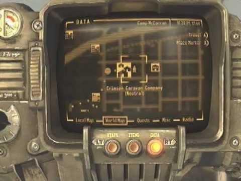 Lets Play Fallout New Vegas Part 44 Cerulean Robotics Factory