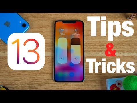 iOS 13 - 13 TIPS & TRICKS!