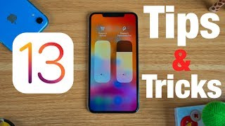 iOS 13 - 13 TIPS \u0026 TRICKS!