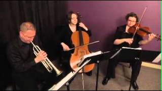 Dynamite (Taio Cruz) for Mixed Trio (Trumpet, Viola, Cello)