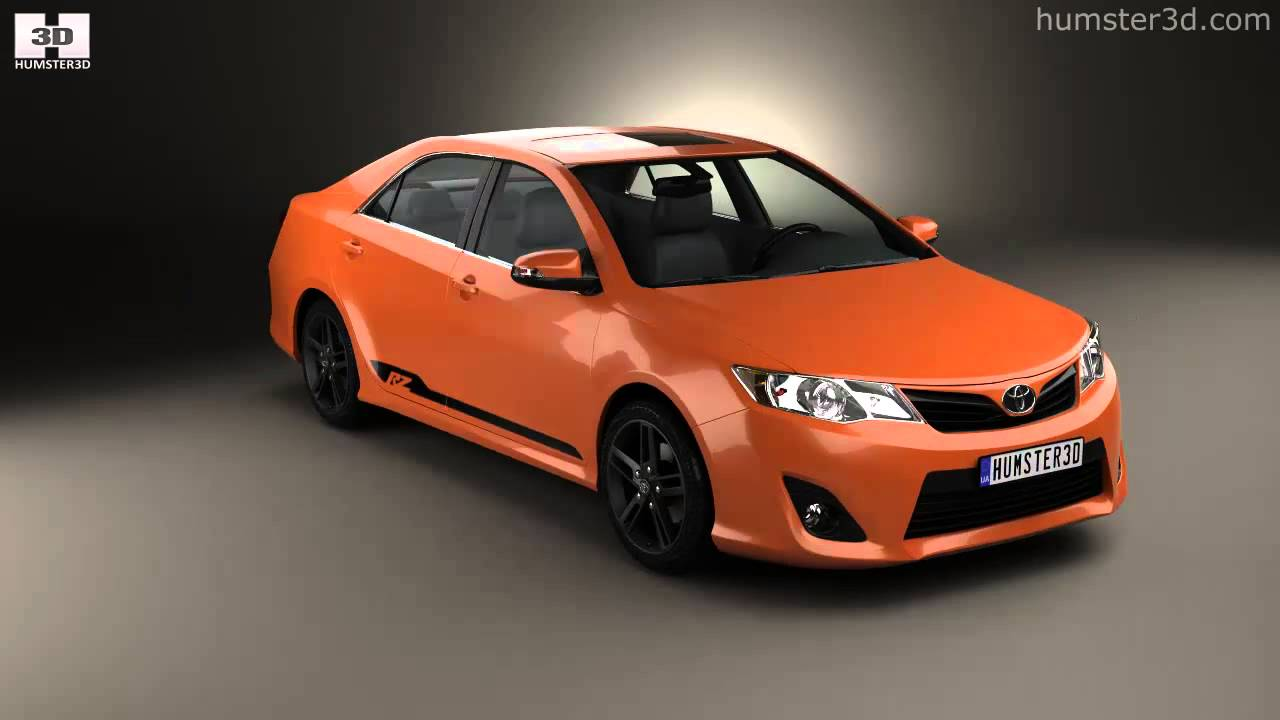 Toyota Camry Xv50 Rz Se 2017 By Model Humster