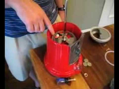 How To Adjust Your Candy Wheel Of Your Gumball Machine