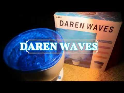 Daren Waves AG212 Unboxing and Review { The blue lagoon. }