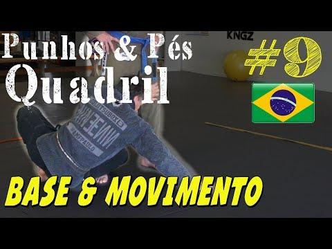 Oswaldo Alves Jiu Jitsu Navy Ride - Fortaleca os punhos e tornozelos com este Drill
