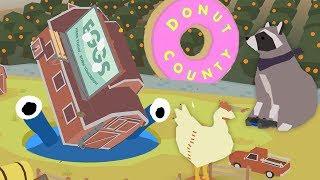 Ich bin ein Loch und esse alles 「Donut County」