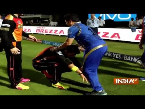 Why Yuvraj Singh Touches Feet of Sachin Tendulkar in IPL 2016 | Cricket Ki Baat