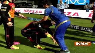 vuclip Why Yuvraj Singh Touches Feet of Sachin Tendulkar in IPL 2016 | Cricket Ki Baat