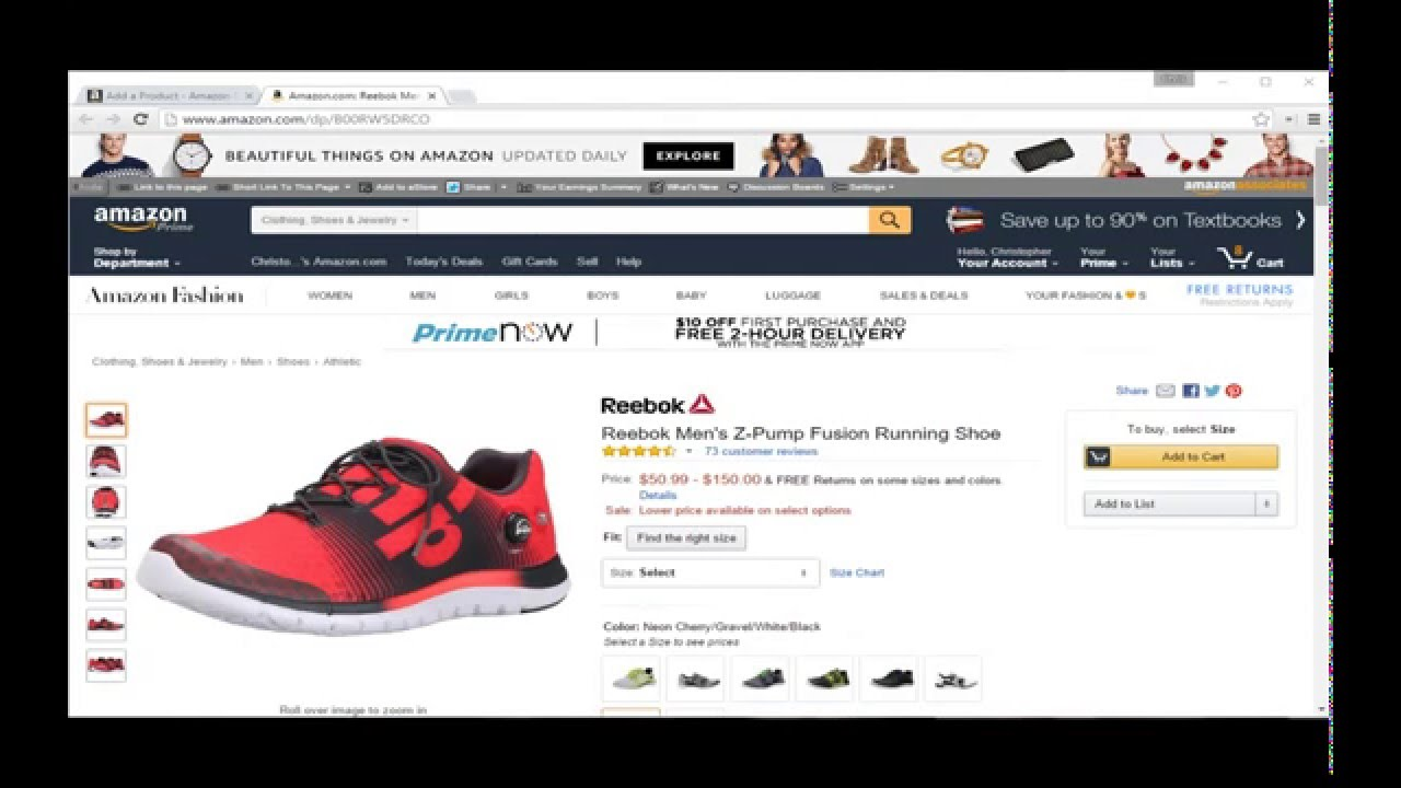 How to Add New Variations to an Existing Amazon Product Listing