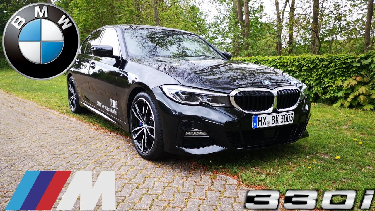Review 2019 Bmw 330i G20 M Sport 258 Ps Youtube