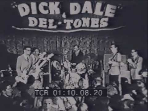 With dick dale and del really. join