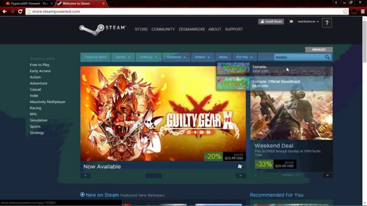 Steam Hack For Free Games That Cost Money Youtube