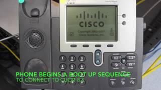 Factory Reset Cisco 7941 Image Reset