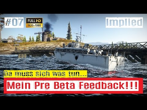 Lets Play War Thunder NF #07 mein FAZIT zu den Naval Forces im pre Beta Test HD